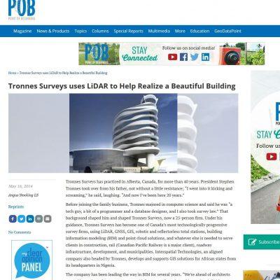 POB Article - Tronnes